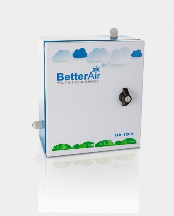 BA-1200 Commercial Air Duct Purifier