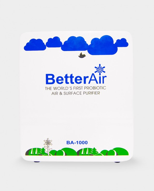 BA-1000 Automatic Air Duct Purifier